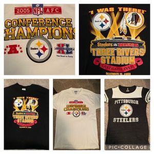 Pittsburgh Steelers T-Shirts